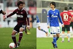 内田と清武が今季のブンデス英語版公式ベスト11候補に選出