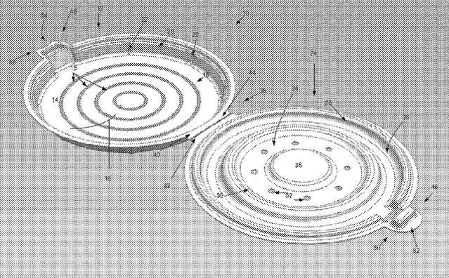 アップルがピザ箱を再発明。新社屋Apple Park内カフェのチーフがデザイン協力、特許出願済み