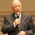 台湾の李登輝元総統が新著の「余生:私の命の旅と台湾の民主の道」の中で、「尖閣諸島は日本の領土。疑う余地のない事実」と従来の主張を繰り返したことで、台湾ではふたたび「波紋」が発生した。馬英九総統弁公室の馬〓国報道官は、「主権を葬る国辱の言説」と非難した。(〓は王へんに「韋」)(写真撮影:サーチナ編集部)