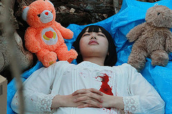 『女の子よ死体と踊れ』 ©2015 YOU' LL MELT MORE ! Film Partners