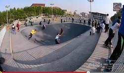 写真はYoutube「Enter Pyongyang」のキャプチャ