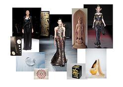 ファッションと伝統工芸が出会う「ゴシックチュール」展 表参道で開催
