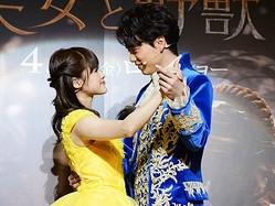 映画の世界に入り込んだ熱唱を披露した昆夏美と山崎育三郎