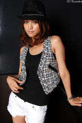 北川富紀子/EDGE STYLEでモデルを務める