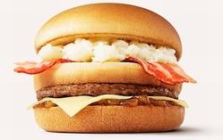 """""""名前募集バーガー""""名称決定、マック初キャンペーンに501万件超の応募。"""