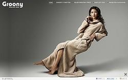 1日1,000枚売れる着る毛布「グルーニー」、人気の秘密はメロディー洋子?
