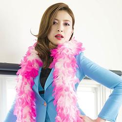 ドSキャラで定評の片瀬那奈、『HK/変態仮面』では勿論SMの女王役に決定