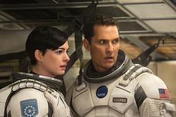 『インターステラー』(C) 2014 Warner Bros. Entertainment. Inc. and Paramount Pictures. All Rights Reserved.