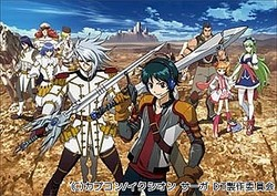 TVアニメ『イクシオン サーガ DT』、ジャパン・プレミアの開催が決定