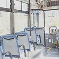バスは地域によって乗り方が違うので、戸惑います。