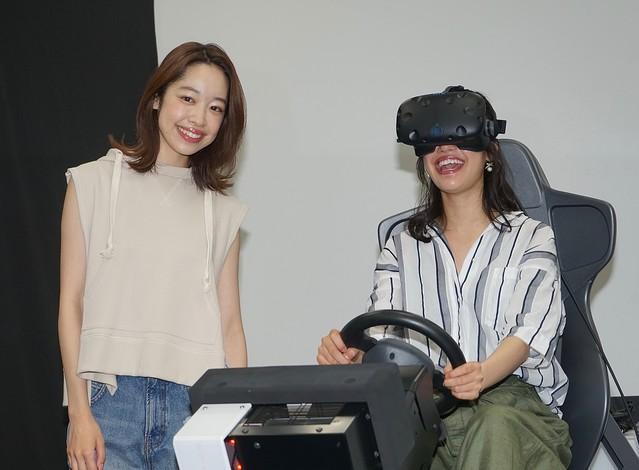 マリオカートもVRで楽しめる「VR ZONE SHINJUKU」、歌舞伎町に7月14日オープン