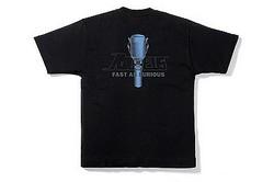 耳付きマイクTシャツ BAPEXCLUSIVE™ 青山限定販売