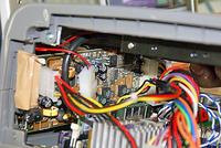 「トースターPC」の電源ユニット