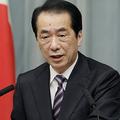 6日の会見で、中部電力に浜岡原発の停止を要請したことを明らかにした。(AP/アフロ)