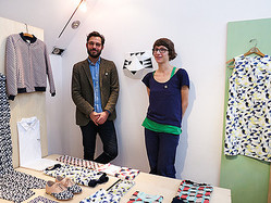 紙から布、パリから東京へ、初のウェアライン発表「パピエ ティグル」クリエイティブチーム来日