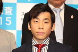 豪華写真を投稿した織田さん(2015年8月撮影)