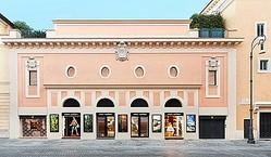 ルイ・ヴィトンがローマ初のメゾン、テーマは映画