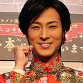 演歌歌手・山内恵介がイケメンだと主婦の間で話題に
