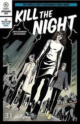 3.1 phillip lim オリジナルコミック「Kill The Night」を配布