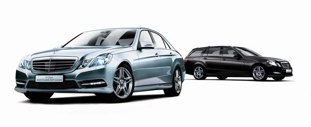 メルセデス・ベンツE クラス セダン限定車を1月9日から発売開始