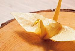 世界No.1の厨房でも驚かれたセロリの折り鶴とは!?