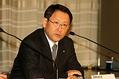 リコール問題で3度目の会見に臨む豊田章男社長