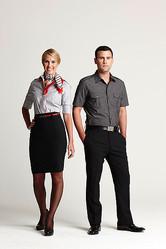 【動画】バナリパがLCCヴァージン・アメリカの制服をデザイン