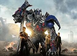 『トランスフォーマー』新作がトップ!  - (C) 2014 Paramount Pictures. All Rights Reserved. HASBRO, TRANSFORMERS, and all related characters are trademarks of Hasbro.
