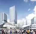 渋谷駅前再開発の計画案発表 ヒカリエ級高さ230mビルなど5棟開業へ
