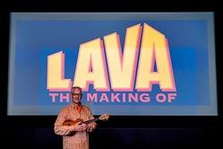 ジェームズ・フォード・マーフィ監督  - (C) 2015 Disney / Pixar. All Rights Reserved.
