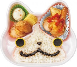 「もっと『オレっち』ジバニャン弁当〜から揚だニャン〜」