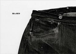 世界最古のジーンズが日本初上陸 Levi′s® Store渋谷店で公開