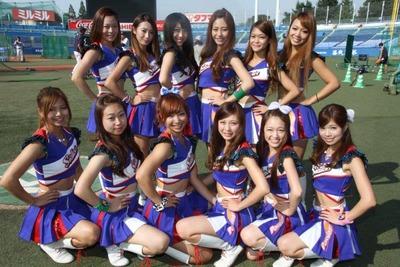 ヤクルトの公式ダンスチーム「Passion」メンバー アイカ・アヤカ ...