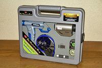 「暗視スコープセット STV-8000S」のアタッシュケース