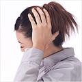 頭皮のニオイ、意外な改善法