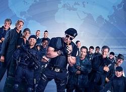 ただの消耗品(エクスペンダブルズ)じゃないぜ! 『エクスペンダブルズ3』が気合のトップ!  - (C) EX3 Productions, Inc. All Rights Reserved.