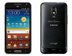「GALAXY S? WiMAX ISW11SC」