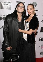 ニコラス・ケイジの前妻のクリスティーナ・ファルトンさんと長男ウェストン・コッポラ・ケイジ君。彼はアメリカのコミコン界では有名人である。
