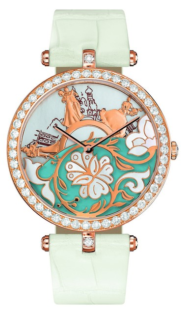 【SIHH2012新作情報】ヴァン クリーフ&アーペルから 『バル ド レジャンド —伝説の舞踏会—』が登場!