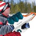 雪合戦の秘密兵器!簡単に雪玉を作れる鉄砲「SnowBall Blaster」