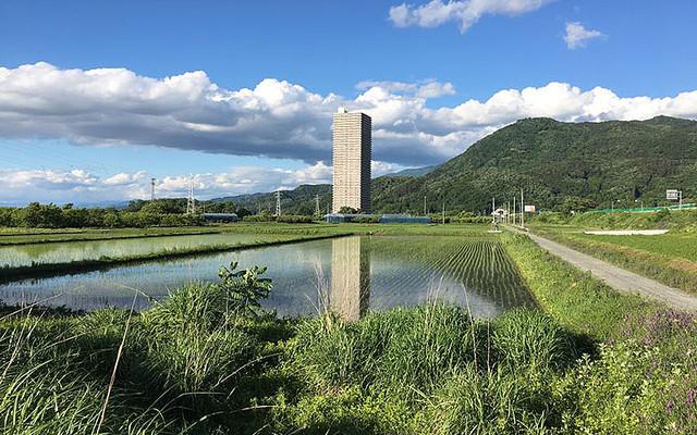 スカイ タワー 上山