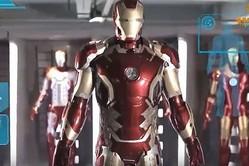 胴体や足、腕が自動で開く!等身大アイアンマン・スーツがプレオーダーを開始