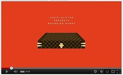 【動画】ルイ・ヴィトンがゲームに?新作アニメーション公開