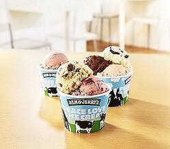プレミアムアイスクリーム「BEN&JERRY'S」日本初上陸