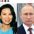 現在独身プーチン大統領、アジアン美女と交際か(出典:http://www.usmagazine.com)