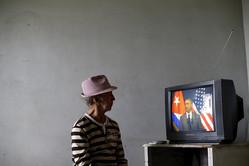 オバマ米大統領がキューバ国民に語りかけた「インターネットの力」