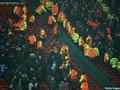 UEFA、サポーター衝突のユナイテッド対リバプール戦を処分対象に
