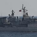 クーデター未遂事件からトルコ海軍の艦艇14隻が消息不明に