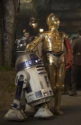 R2-D2とC-3PO(『スター・ウォーズ/フォースの覚醒』)