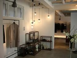 メンズブランド「N4(エヌ フォー)」が恵比寿に路面店オープン